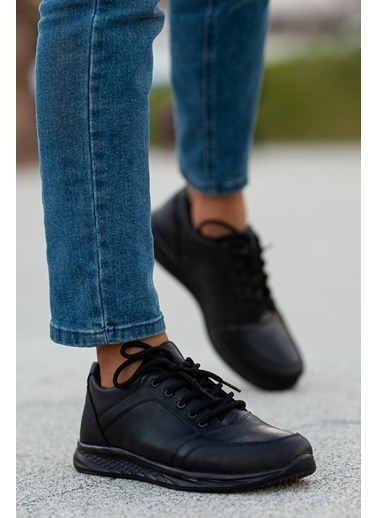 Muggo Outdoor Ayakkabı Siyah